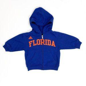 Baby Adidas Licensed Florida Zip-Up Hoodie